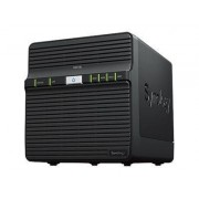 Synology NAS DISK STATION DS418J 4BAY 1.4 GHZ DC 1GB DDR4 EXT