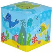 Детско кубче за баня Simba Toys - ABC, 042621