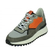 Floris Van Bommel Floris Sport - new orange combi - Size: 11
