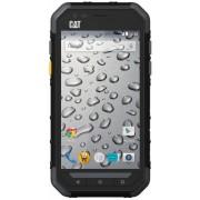 "Telefon Mobil Caterpillar S30, Procesor Quad-Core 1.1GHz, TFT Capacitive touchscreen 4.5"", 1GB RAM, 8GB Flash, 5MP, Wi-Fi, 4G, Dual Sim, Android, Rezistent la apa si praf (Negru) + Cadou CAT Multi-tool + Cartela SIM Orange PrePay, 6 euro credit, 4 GB inte"