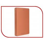 Жесткий диск Toshiba CANVIO ALU 500GB (HDTH305E*3AB) Red