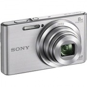 Sony Cyber-shot DSC-W830/BC E32 Point Shoot Camera(Silver)
