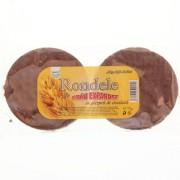 Sanovita Rondele Glazurate Ciocolata 75g