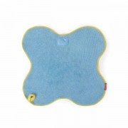 Skip Hop Okrycie kąpielowe dla noworodków i niemowląt - kocyk z wskaźnikiem temperatury Wieloryb MOBY,