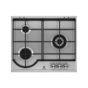 Electrolux Placa de Gas ELECTROLUX EGH6333BOX (Gas Natural - 59.5 cm - Inox)