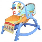 The Flyers Bay New-Born to Toddler Portable Rocker ( Color May Vary)