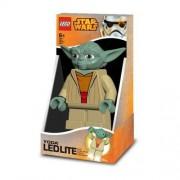 Lego Lampa Yoda LGL-TOB6T