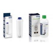 DeLonghi Zestaw DeLonghi EcoDecalk 500ml + Filtr SER3017 DLS C002