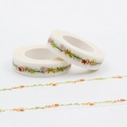 3PCS/Lot Mixed Color Japanese Washi Tape Set Tree Branch Patterns Decorative Adhesive Tape Masking Paper Tapes