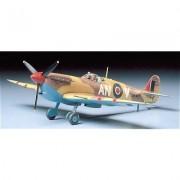 Maquette Avion : Supermarine Spitfire Mk.Vb Trop-Tamiya