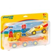 Playmobil Lastvagn & Racerbil - 6761