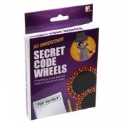 Set detectiv Codul Discurilor Keycraft, dezvolta gandirea logica, 6 ani+