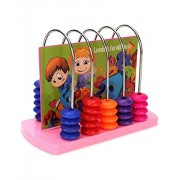 Zyamalox™ Educational Abacus Junior for kids to learn to count, add & subtract with