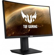 "Monitor VA, ASUS 24"", TUF GAMING VG24VQ, Curved, 144Hz, 1ms, 3000:1, HDMI/DP, Speakers, FullHD"