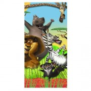 Hallmark Madagascar: Escape 2 Africa Plastic Tablecover