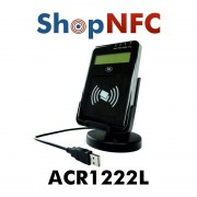 ACR1222L - NFC Reader/Writer with LCD