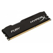 Kingston HyperX Fury Black DDR3 4GB 1600MHz CL-10