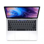 "Лаптоп Apple MacBook Pro 13 (MR9V2ZE/A) Silver, 4-core i5 2.3/3.6GHz, 13.3"" (33.78 cm) Retina дисплей, 8GB DDR4, 512GB SSD, 4xUSB-C(Thunderbolt 3), macOS High Sierra, 1.37 kg, Touch Bar with Touch ID"