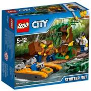 Lego City: Jungla: Set de introducción (60157)
