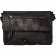 Pieces Tas Pc Kimono Leather Crossbody voor dames - Zwart