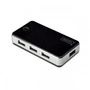 USB 2.0 HUB Digitus 7-port DA-70222