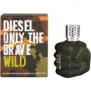Diesel Only The Brave Wild Eau de Toilette para homens 35 ml