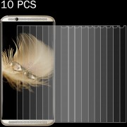 10 PCs Para ZTE Axon 7 0.26mm 9h Dureza Superficial 2.5D A Prueba De Explosion Tempered Glass Screen Film