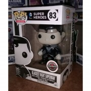Funko Pop Blackest Night Superman Exclusivo Dc Comics Heroes