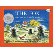 Fox Went Out on a Chilly Night: An Old Song, Paperback