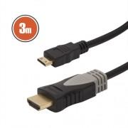 3 méteres Mini HDMI kábel