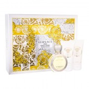 Versace Eros Pour Femme confezione regalo Eau de Toilette 50 ml + lozione per il corpo 50 ml + doccia gel 50 ml donna