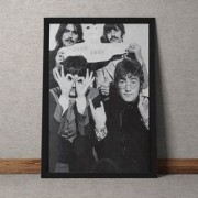 Quadro Decorativo The Beatles 35x25