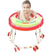 Suraj baby red musical walker for your kids SE-W-53