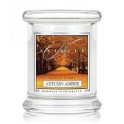 Kringle Candle Autumn Amber Świeca zapachowa 0,127 kg
