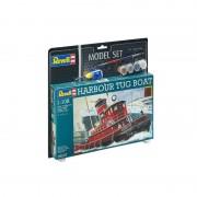Revell Modell szett D - Harbour Tag hajó makett 65207