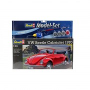 Model Set VW Beetle Cabriolet 1970 Revell