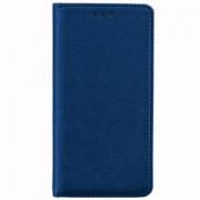 Husa Smart Book Huawei P8 Lite Flip Albastru