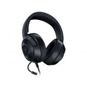 Razer Auriculares Gaming con cable RAZER Kraken X (PC - Micrófono - Negro)