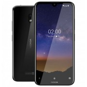 "Smartphone, NOKIA 2.2, Dual SIM, 5.71"", Arm Quad (2.0G), 2GB RAM, 16GB Storage, Android, Black (HQ5020DF46000)"