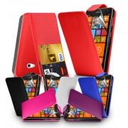 Nokia Lumia 625 Flip Калъф + Протектор
