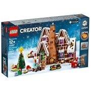 Lego Creator Expert - Lebkuchenhaus