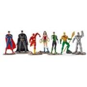 Set Figurine DC Comics Schleich The Justice League Big Set