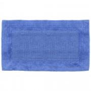 Linnea Tapis de bain 70x120 cm DREAM bleu Lavande 2100 g/m2