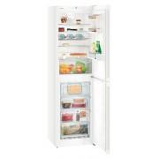 Combina frigorifica Liebherr CN 4713, 328 L, No Frost, Display, Control taste, Raft sticle, Alarma usa, H 201.1 cm, A++, Alb