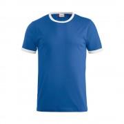 T-shirt Kontrastribb Barn