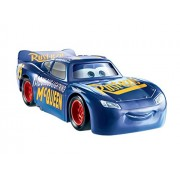 Disney Pixar Cars 3 Race & 'Reck Fabulous Lightning McQueen Vehicle