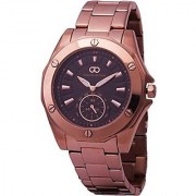 Giordano Quartz Brown Dial Mens Watch-G1003-22