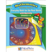 NewPath Learning Everyday Math for the Real World Reproducible Workbook, Grade 4-5