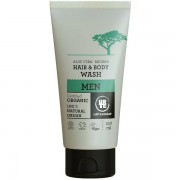 Urtekram Shampoing-Douche Homme Cheveux et Corps Aloe vera et Baobab