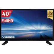 "Televizor TV 40"" LED VOX 40DIS294B, 1920 x1080 (Full HD), USB, HDMI, T2"
